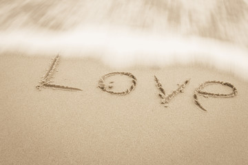 wording love