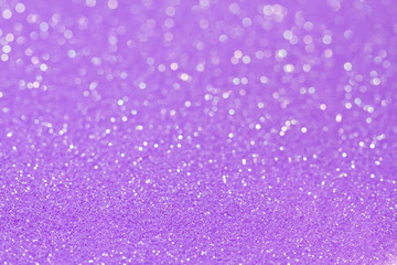 Abstract violet glittery background