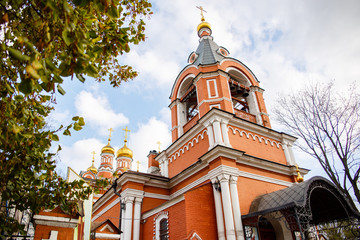 Russian Orthodox Church in Moscow