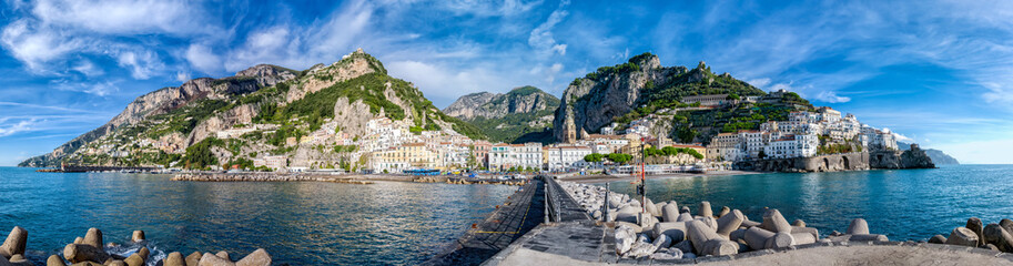 Photo sur Plexiglas Cote amalfi