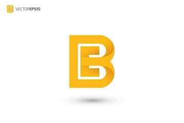 BE Logo or EB Logo
