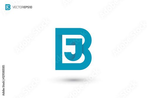 bj logo or jb logo stock image and royalty free vector files on rh fotolia com bj login id bj logistics