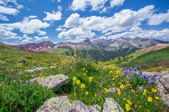 Aspen Mountains