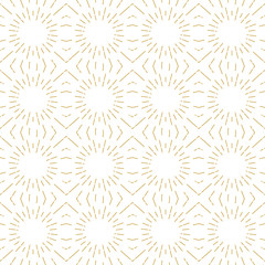 Seamless line pattern. Repeating geometric tiles from line elements. Geometric simple minimalistic pattern. Vintage texture. Can be used as wallpaper, background or texture in retro style.