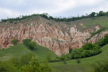 The Red Ravine