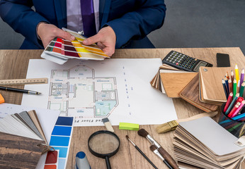 designer choice  wooden material sample for  modern house