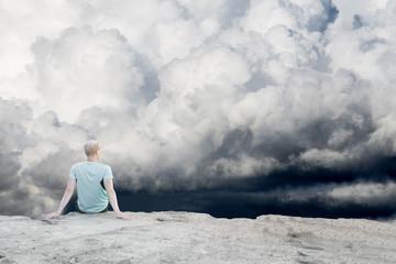 Among Clouds