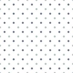 Dwukolorowy bezszwowe tło polka dot - 129446147