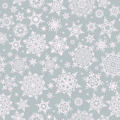 Christmas seamless pattern. EPS 10