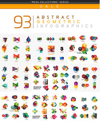 Mega collection of infographics