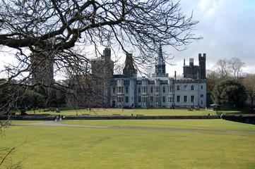 Cardiff Castle, Cardiff, Glamorgan, Wales, UK.