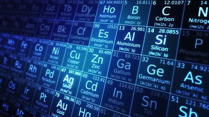 Periodic Table Photos, Royalty Free Images, Graphics, Vectors U0026 Videos |  Adobe Stock