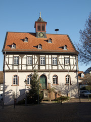 altes Rathaus Bad Vilbel