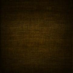 Old rural dark textile grunge universal fabric board surface underlay background
