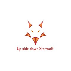 Upside down Starwolf