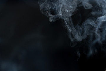 smoke background