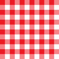 Seamless Large Gingham Pattern