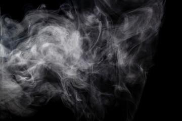 Abstract white smoke Weipa