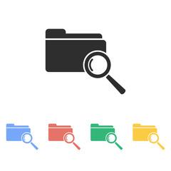 Folder - vector icon.