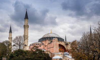 Ayasofya Mosque in Istanbul