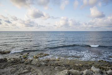 Black sea in ancient Greek polis Chersonese
