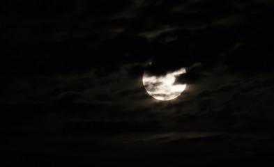 Super full moon.