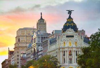Madrid landmarks, Spain