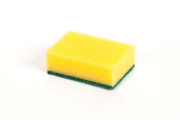color scouring sponge