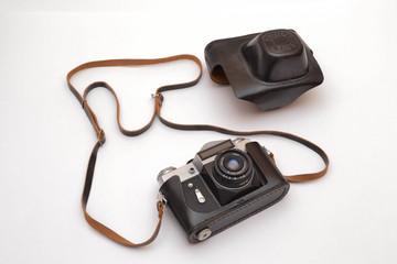 Zenit E, ретро фотоаппарат плёночный