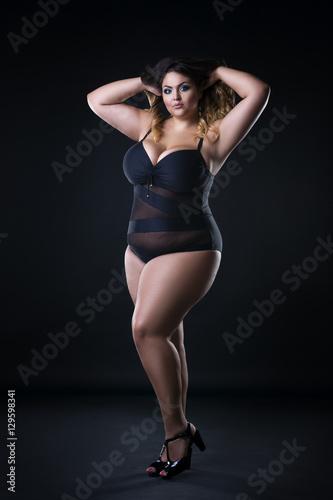 Gordas negras desnudas Chicas