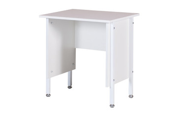 Medical table on a white background