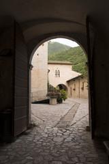 Abbazia Sant'Eutizio, Preci