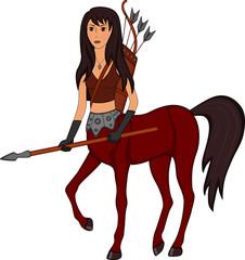 girl centaur