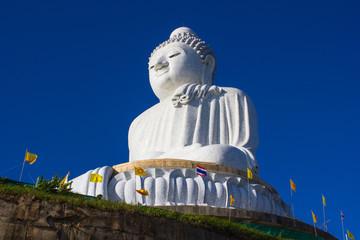 Big Buddha monument  in Thailand