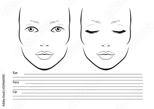 makeup templates elita aisushi co
