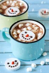 Sweet wintertimes drink