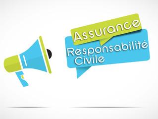 mégaphone : assurance responsabilité civile