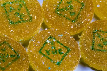 marijuana gummy edibles