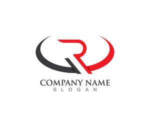 Logo R Letter Template