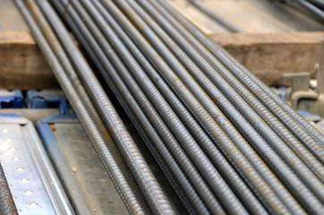 建築資材:鉄筋