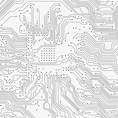Circuit electronic board background