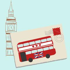 Romantic Letter to London