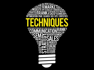 COMMUNICATION Bulb Word Cloud Collage, Business Concept On Blackboard Wall Mural-dizain