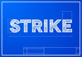 blueprint concept strike