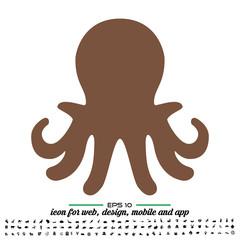 aquarium-octopus icon