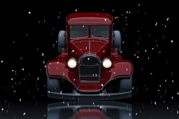 Xmas truck
