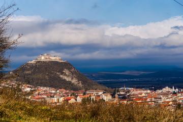 Deva city,Romania