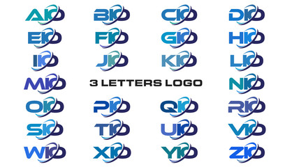 3 letters modern generic swoosh logo AIO, BIO, CIO, DIO, EIO, FIO, GIO, HIO, IIO, JIO, KIO, LIO, MIO, NIO, OIO, PIO, QIO, RIO, SIO, TIO, UIO, VIO, WIO, XIO, YIO, ZIO