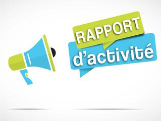 mégaphone : rapport d'activité