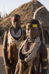 Hamer tribe, Lower Omo Valley, southern Ethiopia, Ethiopia, Africa